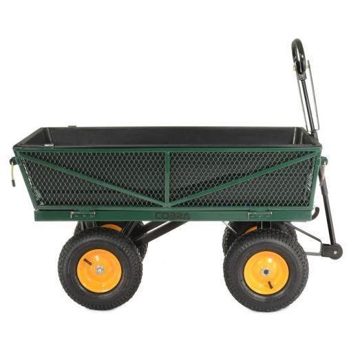 Cobra GCT300MP 300kg Hand Cart with drop down sides