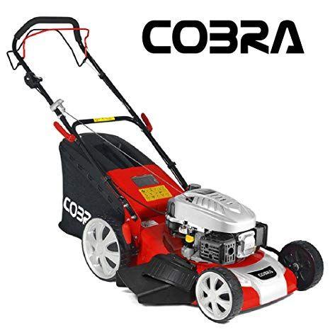 Cobra M51SPC 4-in-1 Self-Propelled Petrol Lawn Mower