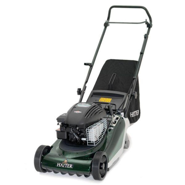 Hayter Spirit 41 Petrol Push Rear-Roller Lawnmower (Code: 617J)