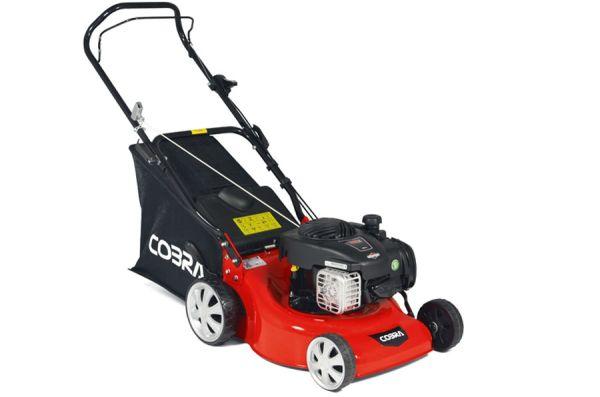 Cobra M40B Push Petrol Lawn Mower