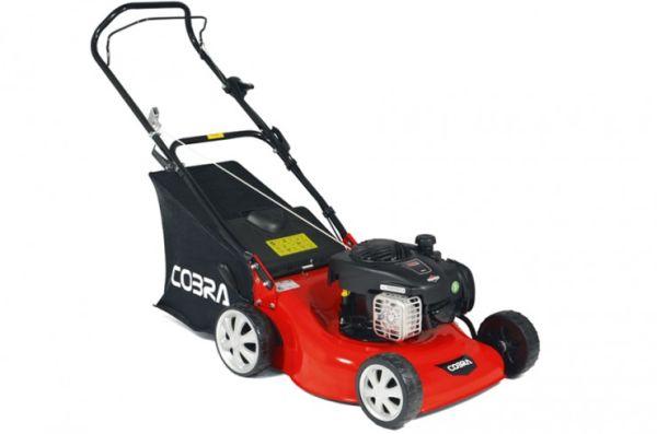 Cobra M46B Push Petrol Lawn Mower