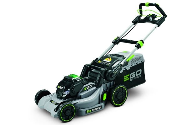 EGO LM1903E-SP 56v Self Propelled Cordless Lawn Mower (with Battery & Fast Charger)