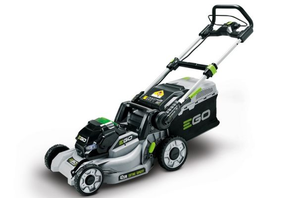 EGO LM1701E 56v Cordless Lawn Mower (with Battery & Charger)