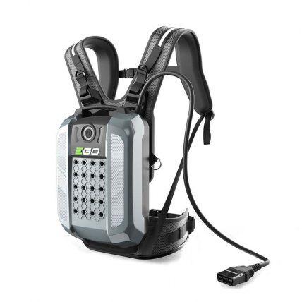 EGO Power+ BAX1501 28.0Ah 56V Commercial Backpack Battery Kit (BAX1500 Battery+ AFH1500 Harness + ADB1000 Adaptor)