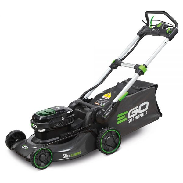 Ego LM2024E-SP Power+ Cordless Lawn Mower (6Ah Battery & Rapid Charger)