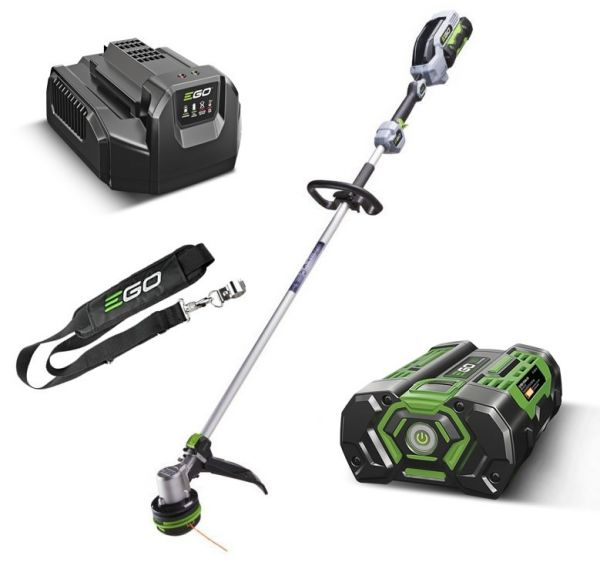 Ego Power+ ST1511EKIT 56V Powerload™ Cordless Line Trimmer (Inc Battery + Charger)
