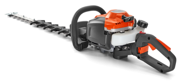 Husqvarna's 322HD60 is a double-sided hedge trimmer