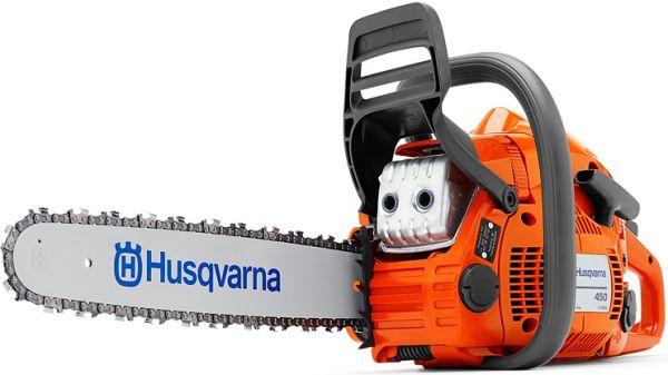 "Husqvarna 450 chainsaw (50.2cc) (18"" bar and chain)"