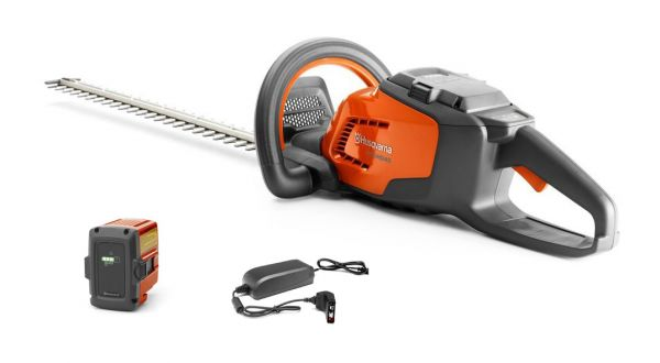"""Husqvarna 115iHD45 battery hedge cutter (18"""" cut) (Kit (with battery & charger))"""