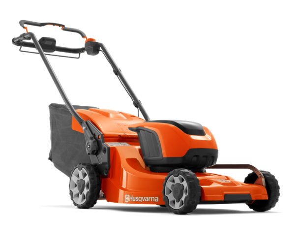 Husqvarna LC 347iVX battery self-propelled four wheeled lawn mower (47cm cut) (Shell only (no battery & charger))
