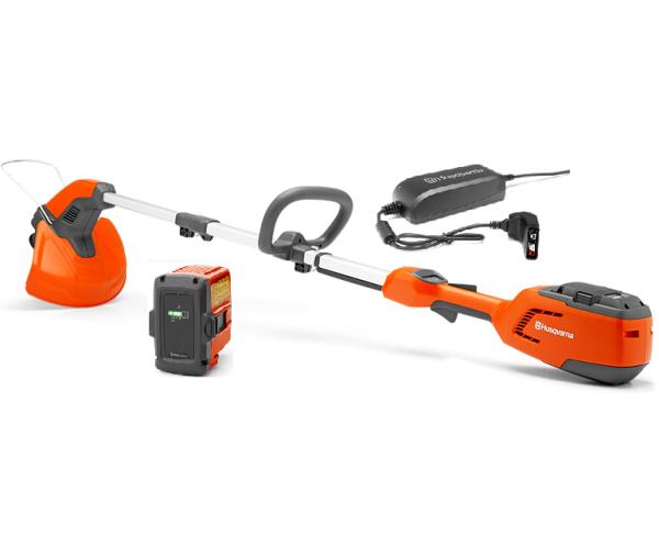 Husqvarna 115iL battery brushcutter/strimmer kit