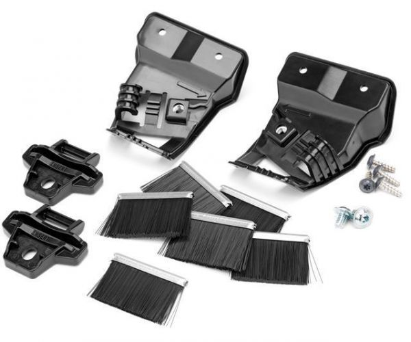 Husqvarna wheel brush kit for 420/430X/450X Automower