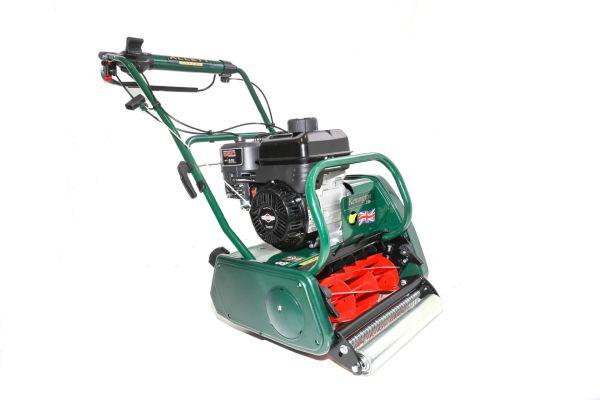 Allett Kensington 14K Petrol Cylinder Lawn Mower