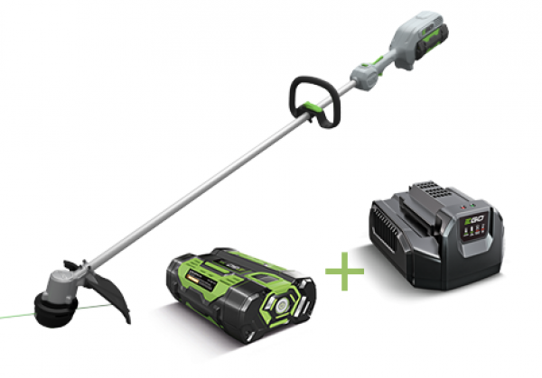 Ego Power+ ST1301EKIT 56V Cordless Trimmer Kit (Inc Battery & Charger)