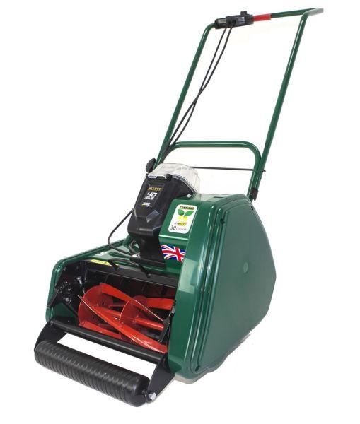 Allett Liberty 30 Cordless Cylinder Lawn Mower