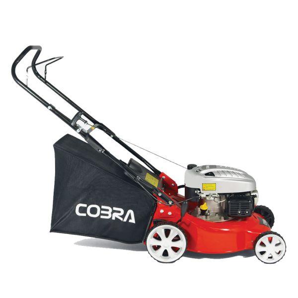 Cobra M40C Push Petrol Lawn Mower
