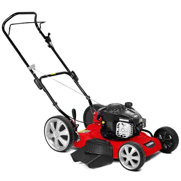 Cobra MM51B Mulching Push Petrol Lawn Mower