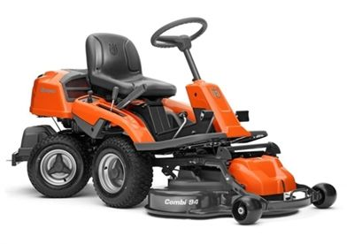 Husqvarna Rider R112C  With 85cm Cutter Deck Hydro Drive Mower