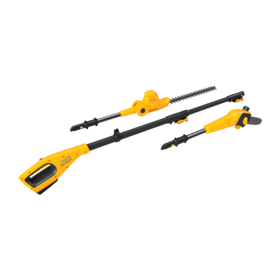 Stiga SMT 100 AE Kit Cordless Pole Pruner & Hedge Trimmer