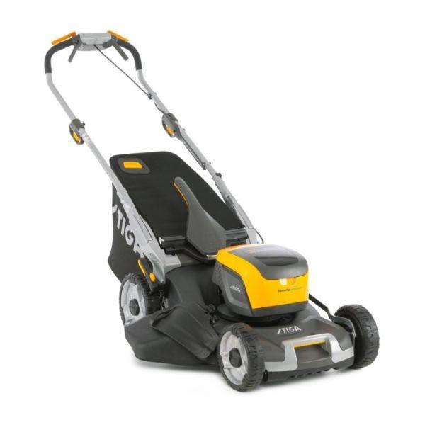 Stiga Twinclip 50 SQ DAE Self propelled battery lawnmower