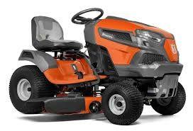 Husqvarna TS 142TX lawn tractor 107cm cut